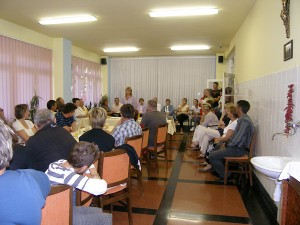 Sastanak s roditeljima učenica 1. razreda, 06.09.2009.