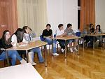 radionice ponedjeljkom- kviz znanja u Ucenickom domu Ivan Mazuranic